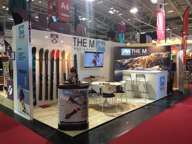 ispo 2016 stand a6 414