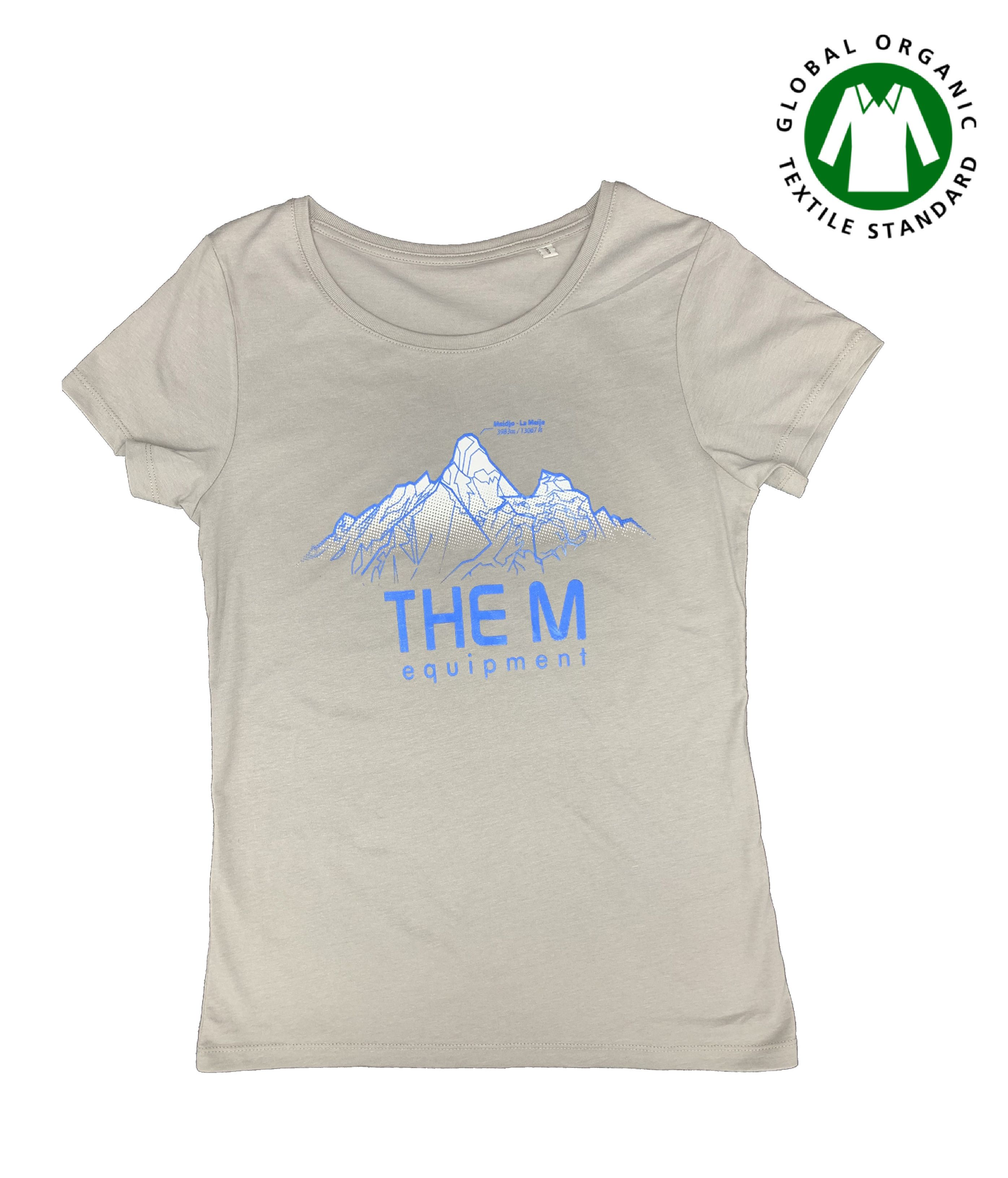 aba8f09463b6 T-shirts Opal Logo for women bio cotton